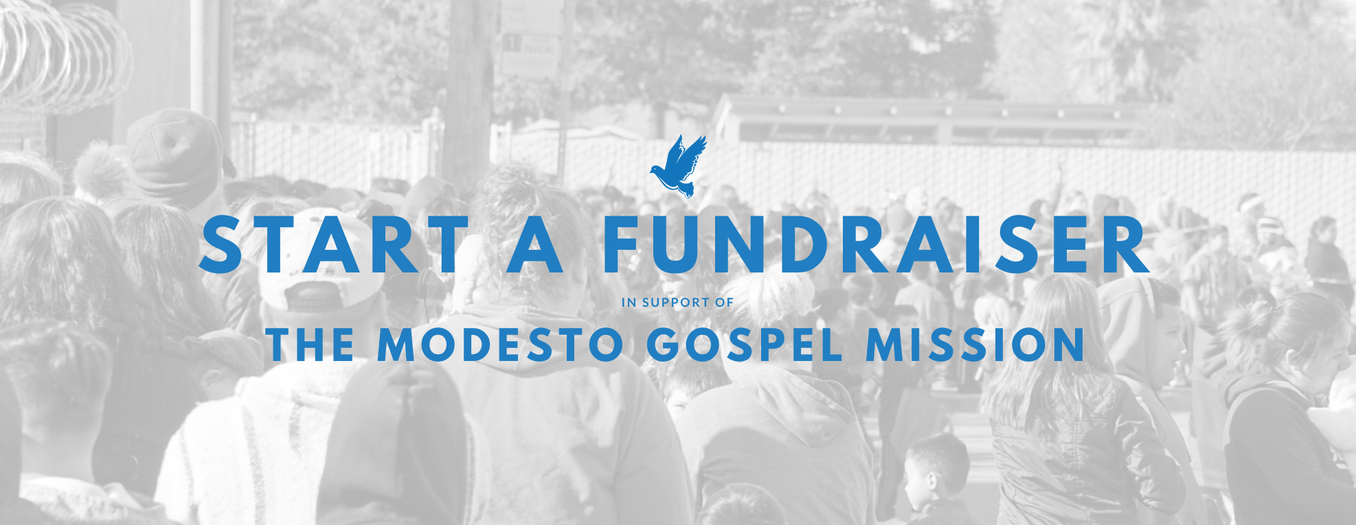 Fundraise for YOUR Mission